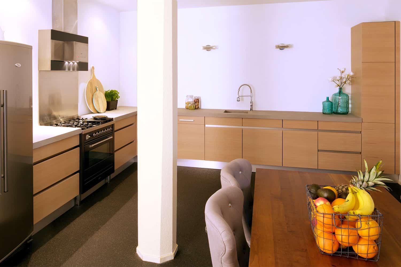 Keuken Fineer Vervangen : Keukenrenovatie – Koen Timmer