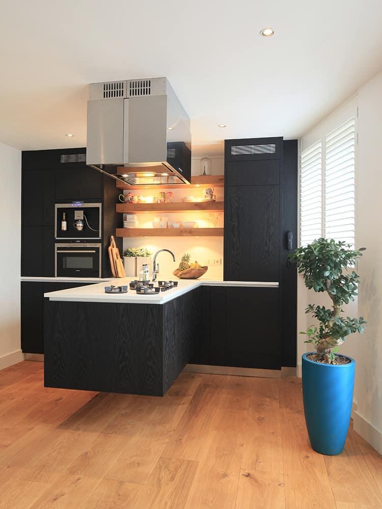 Design keuken op maat gemaakt