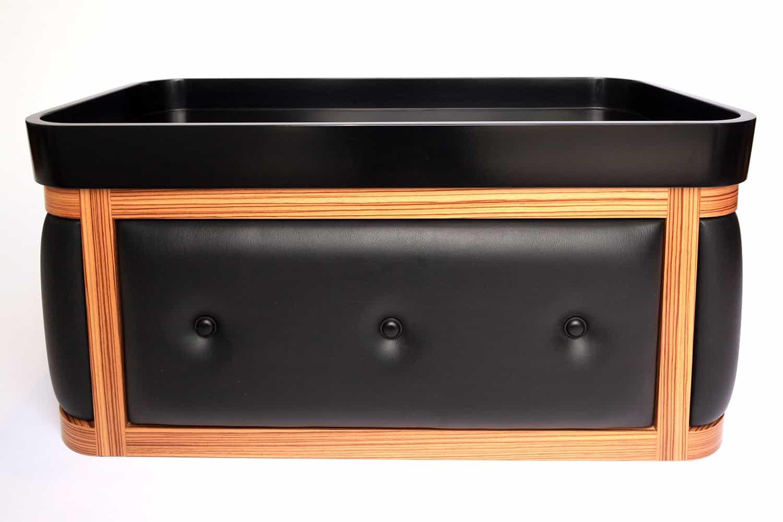 Moderne salontafel met grote lade