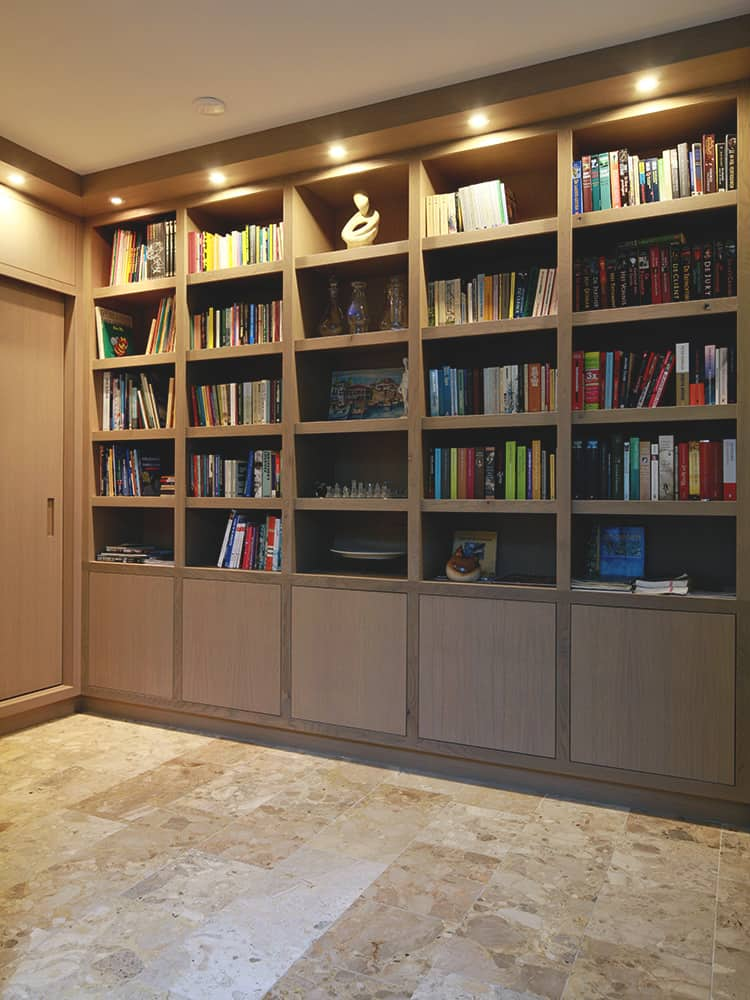 eiken boekenkast eiken boekenkast