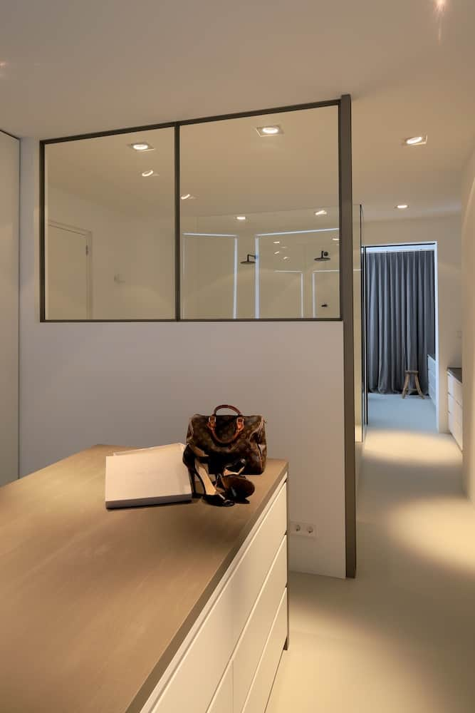 Badkamer meubel / Inloopkast