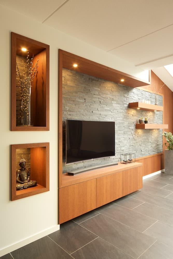 Tv meubel kastenwand