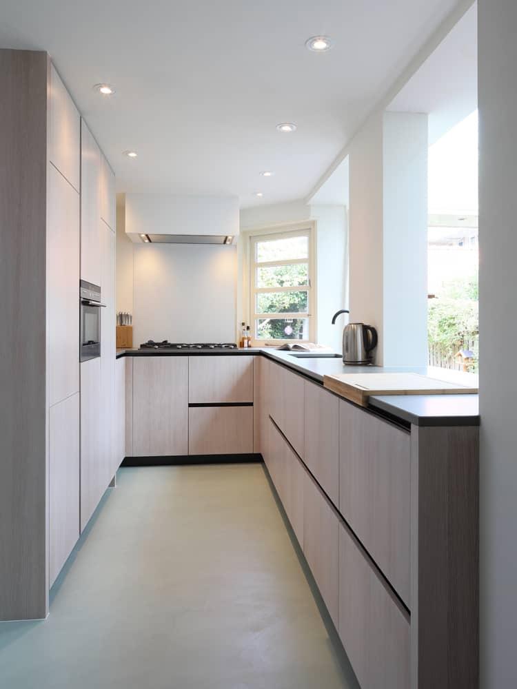 Keuken jaren '30 woning