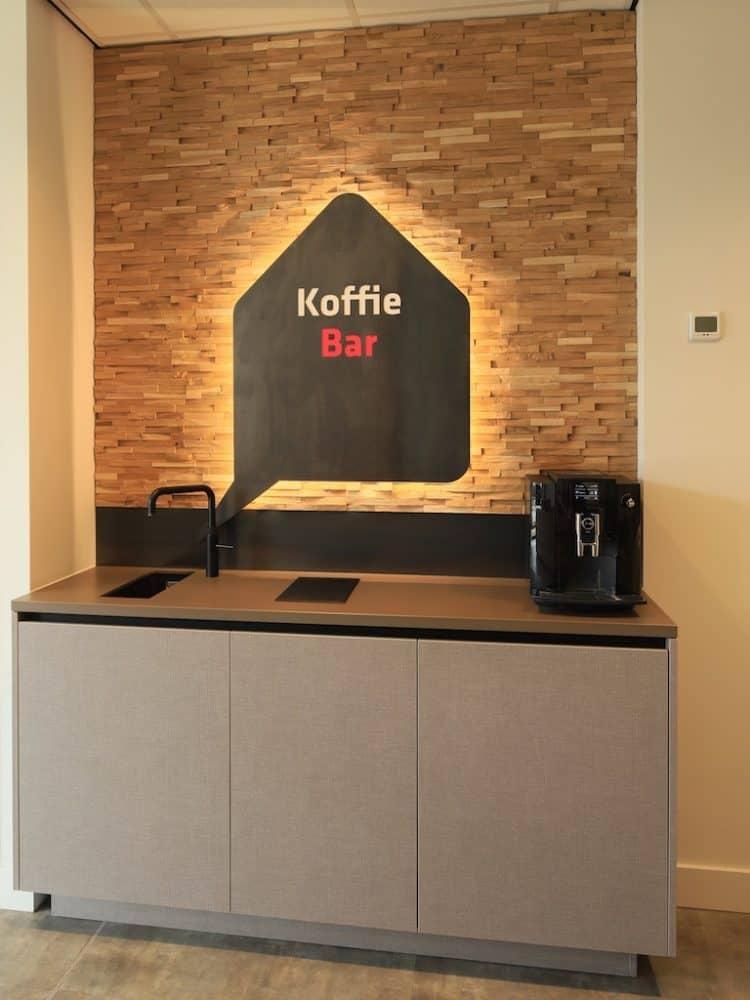 Koffiebar Magneet makelaars Alkmaar